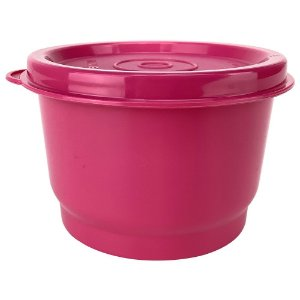 Tupperware Potinho 140ml Rosa Choque