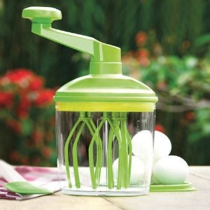 Tupperware Speedy Chef Verde