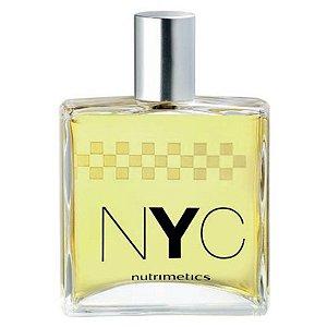 Perfume Nutrimetics NYC 100ml Woody Aromâtico Masculino