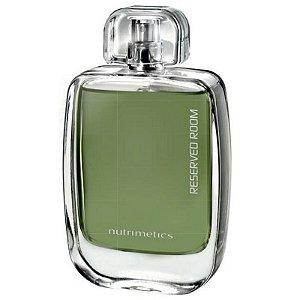Perfume Nutrimetics Reserved Room 100ml Fougère Cítrico Amadeirado Masculino