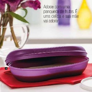 Tupperware Instant Gourmet 430 ml Roxo