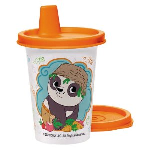 Tupperware Copinho com Bico Kung Fu Panda 200ml