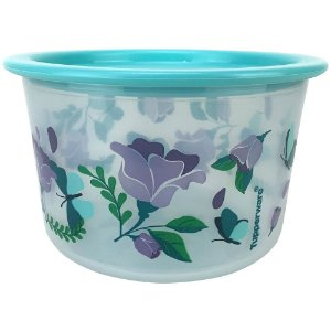Tupperware Mini Instantânea Slim Borboletas 575ml