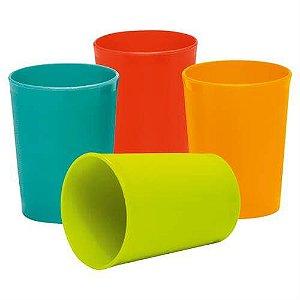 Tupperware Mini Copinhos 60ml Coloridos 4 peças
