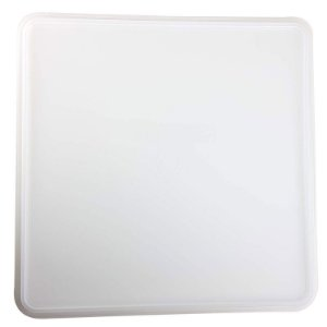Tampa Super Caixa 10 litros Branco Translúcido