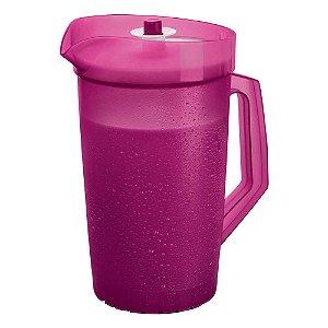 Tupperware A Jarra 2 litros Rosa Radish