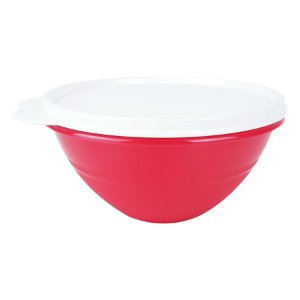 Tupperware Tigela Maravilhosa 500ml Vermelha