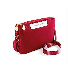Bolsa Tupperware Premium Transversal Cherry