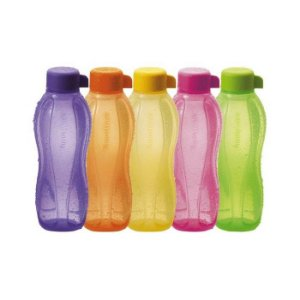 Tupperware Eco Tupper Garrafa 500ml Diversas Cores
