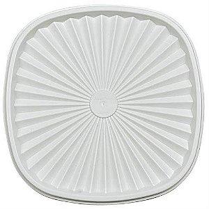 Tampa Tigela Sensação 1,8 litro Branco