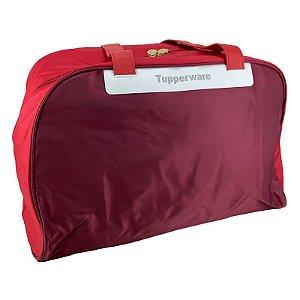 Tupperware Bolsa Weekender Bag Vermelho Cherry  Premium