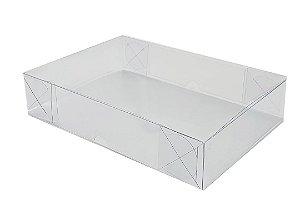 20 Caixas de acetato 20x14x4 -pct c/20 Unid.