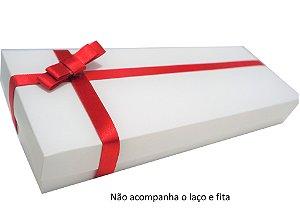 Embalagem brancas para 12 doces  montadas - 4 Unidades