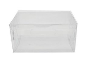 20 Caixas de acetato transparente (12x8x6) pct c/20 Unid.