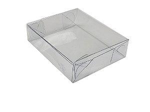 Embalagem de acetato transparente  ( 8 X 6,5 X 2) - 20 Unidades