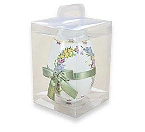 Embalagem para ovo em pé de 350g ( 12,5 x 12,5 x 19 ) - 10 unidades
