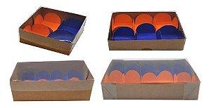 40 Caixas De Brigadeiros/doces/docinhos - Kit P/4,6,8 E 10