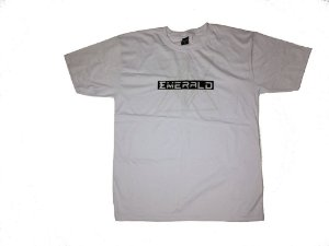 Camiseta Emerald Branca