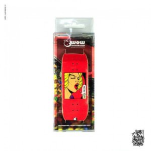 Wow Deck Wow Yes Red 33,5mm