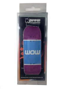 Wow Deck Square Purple 32mm