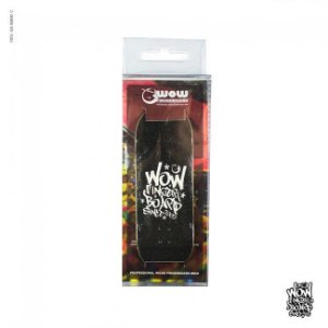 Wow Deck Tag Black 33.5mm