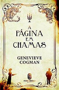 A Página em Chamas - Cogman, Genevieve