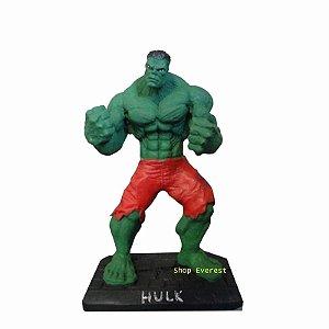 Boneco Hulk Em Resina P