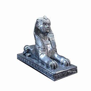 Estatueta Esfinge Grande - Faraó - Egito