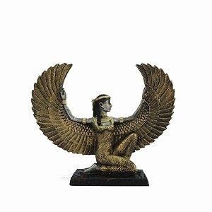 Deusa Egípcia Ísis Egito - Estátua - Estatueta.