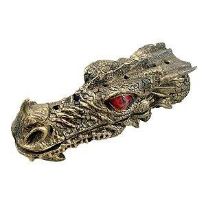 Incensário cabeça de Dragão.