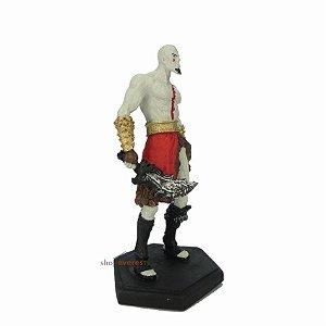 Boneco Kratos God Of War