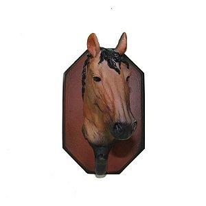 Cabideiro de Parede Cabeça de Cavalo.