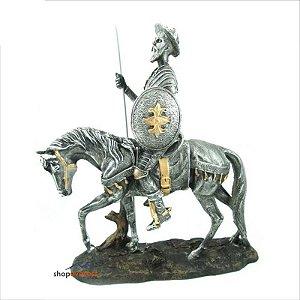 Dom Quixote De La Mancha No Cavalo