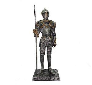 Guerreiro Medieval GG Com Lança