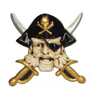 Pirata Espada de parede.