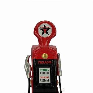 Pingometro Texaco Bomba De Gasolina - Etanol Ou Gasolina ?