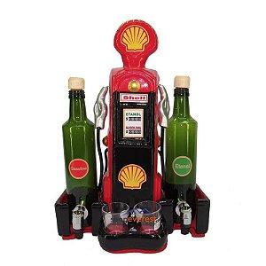 Pingometro Shell Bomba De Gasolina - Etanol Ou Gasolina ?