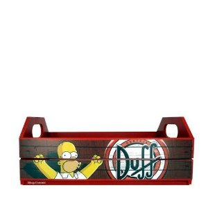 Caixa Decorativa Para Cerveja Engradado - Duff