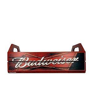 Caixas Decorativas De Cerveja Engradado Budweiser