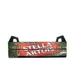 Caixa Decorativa Para Cerveja Engradado - Stella Artois
