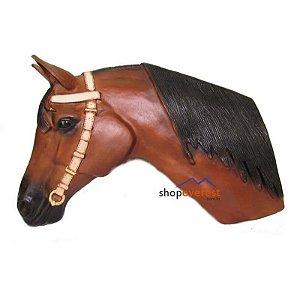 Cabeça De Cavalo decoração para Parede