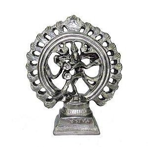 Shiva Shyva Estatueta Prata Linda