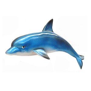 Golfinho Pequeno De Parede