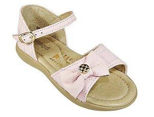 Sandália Infantil Ortopé Carinhoso 223144 - Baby Pink