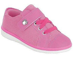 Tênis Infantil Pé com Pé Casual Guty Fem - Pink BB