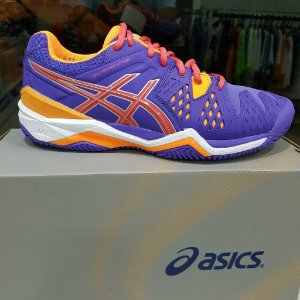 ASICS GEL RESOLUTION 6 CLAY W RX/LAR