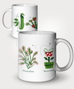 Caneca Carnivora Plantarum
