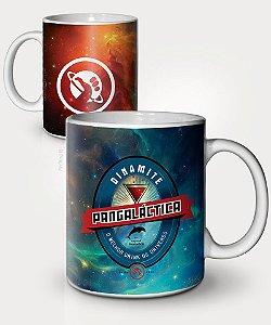 Caneca Dinamite Pangalactica