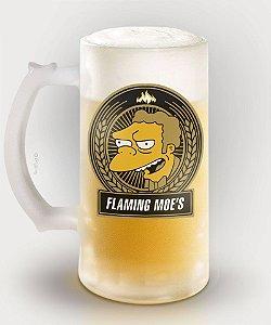 Caneca Flaming Moe's