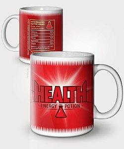 Caneca Health Energy Drink